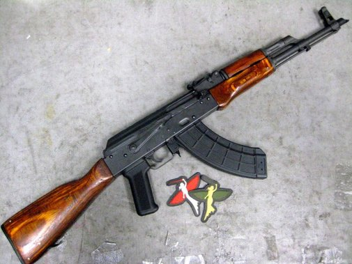 Man Finds 'Dream Job' in Teaching Others How to Build AK-47s