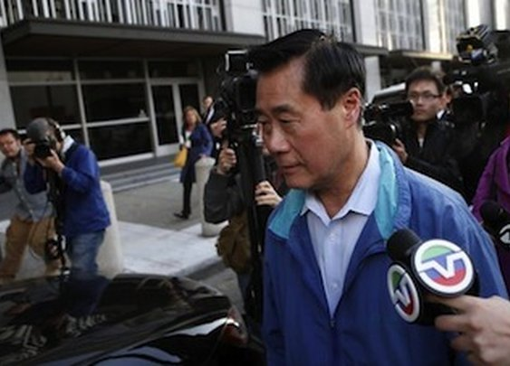 Extreme Anti-Gun Senator Yee Charged with Gunrunning, Corruption