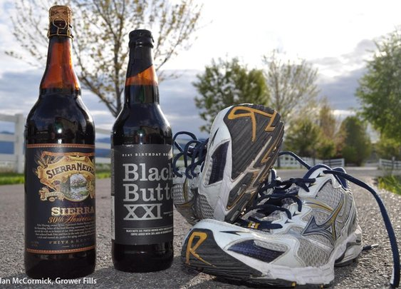 Will run for beer: A calendar of beer runs, dashes and marathons