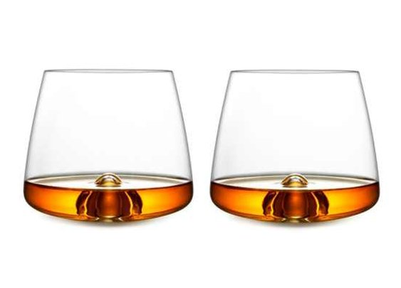 Normann Copenhagen Whisky Glasses