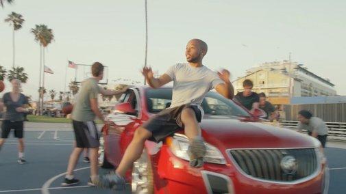 Epic Basketball + Car Beat (ONE TAKE!) - YouTube