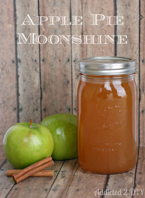 Apple Pie Moonshine Recipe - Craft Like This
