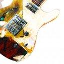 Spalt Guitars – Custom Guitars   Rare Star Guitars