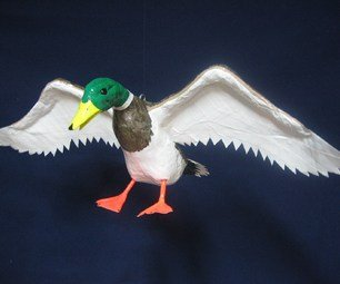 Duct Tape Duck