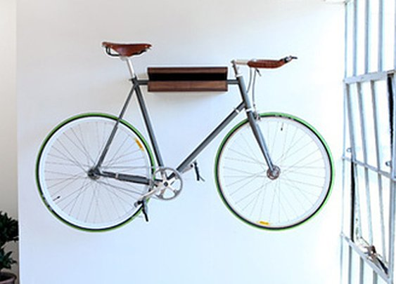 12 Space-Saving Bike Rack Solutions