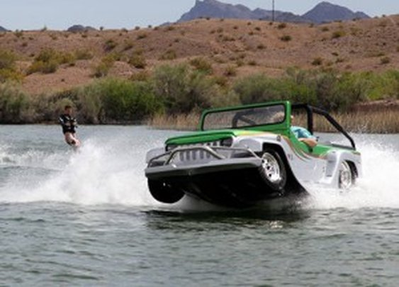 Panther by WaterCar | The Fastest Amphibious Car