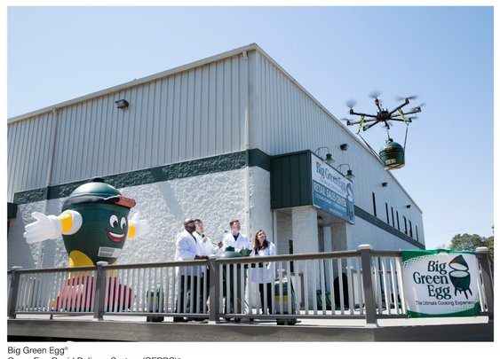 Green Egg Rapid Delivery System (GERDS)