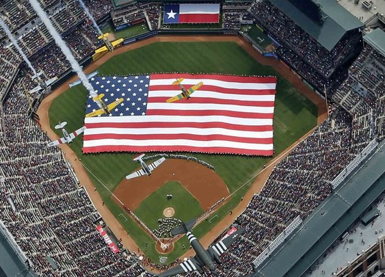 Everything We Love About Baseball's Opening Day