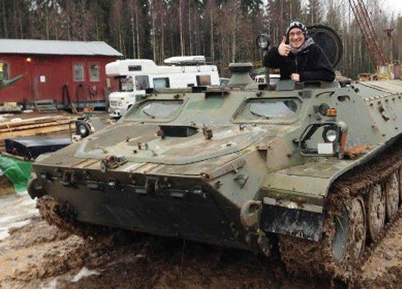Swedish man buys army tank 'on impulse' - The Local