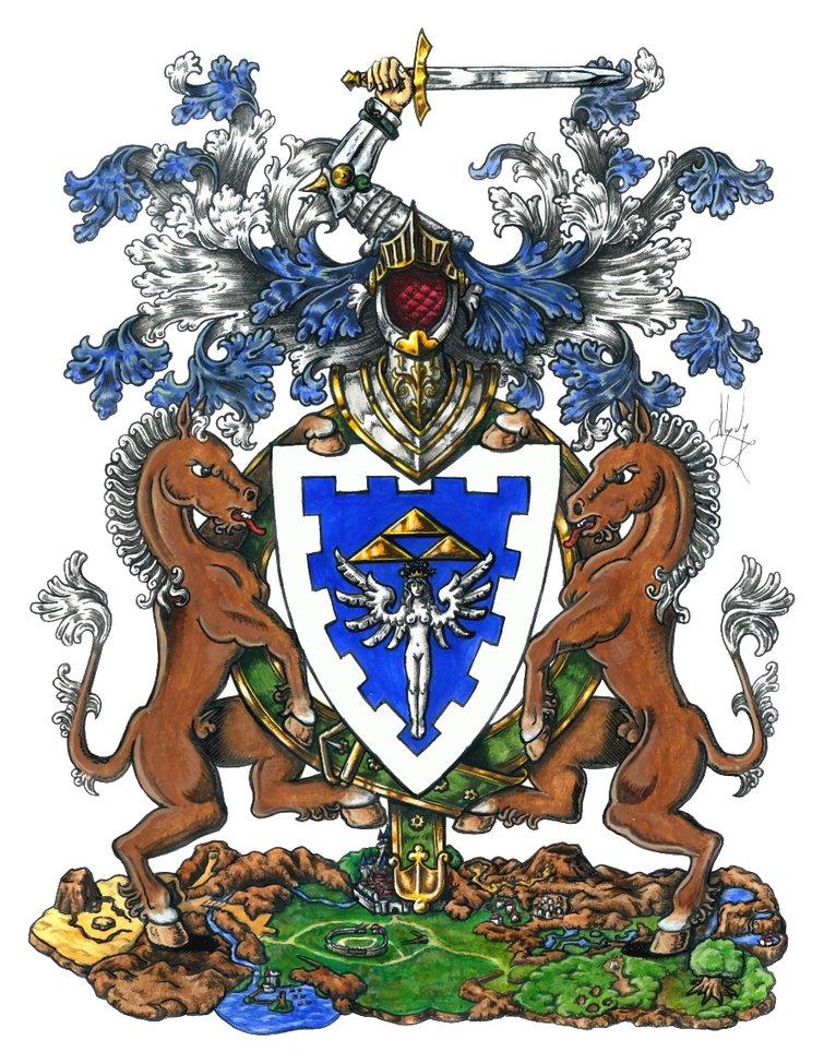 Coat of Arms of Link (Legend of Zelda)