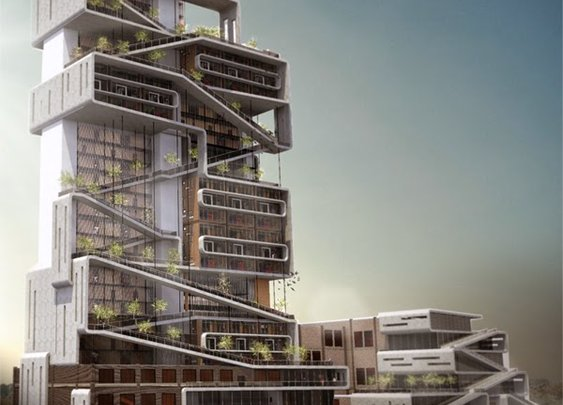 3 Block School Of Architecture And Design | The Ultimate Photos