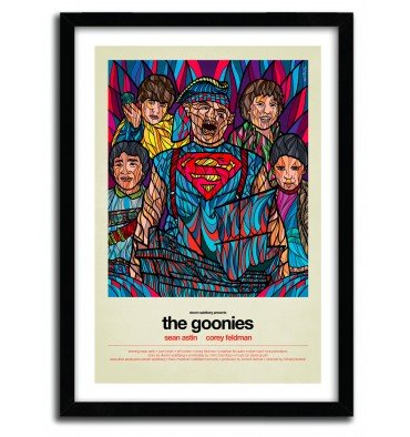 GOONIES by VAN ORTON - artandtoys.com