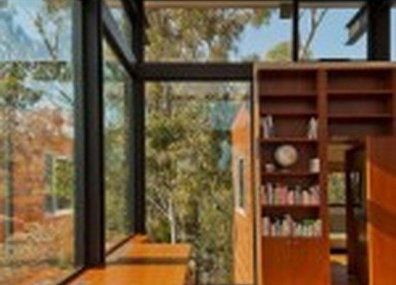 Giant Rotating Bookcase Door | StashVault