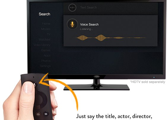 Amazon Fire TV – Streaming Media Player