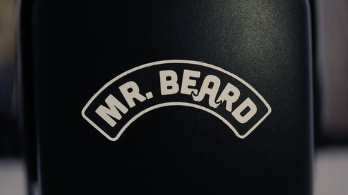 Mr. Beard® Beard Machine from ThinkGeek