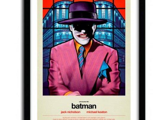 BATMAN by VAN ORTON - artandtoys.com