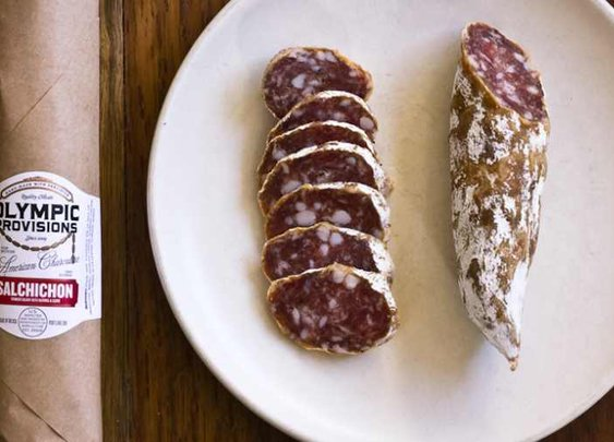Twelve Months of Salami with Olympic Provisions | Baxtton