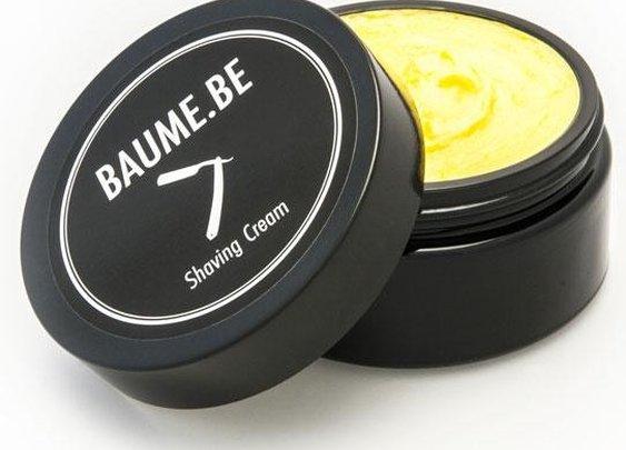 BAUME.BE Shaving Cream from Belgium