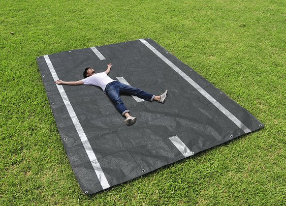 Pavement Picnic Sheet Takes Road Food To The Next Level