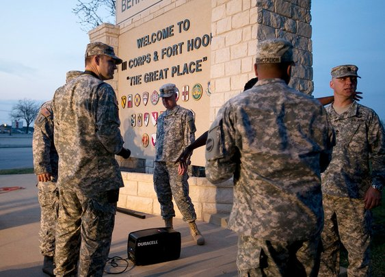 Another Shooting at Fort Hood: Four Blunt Points