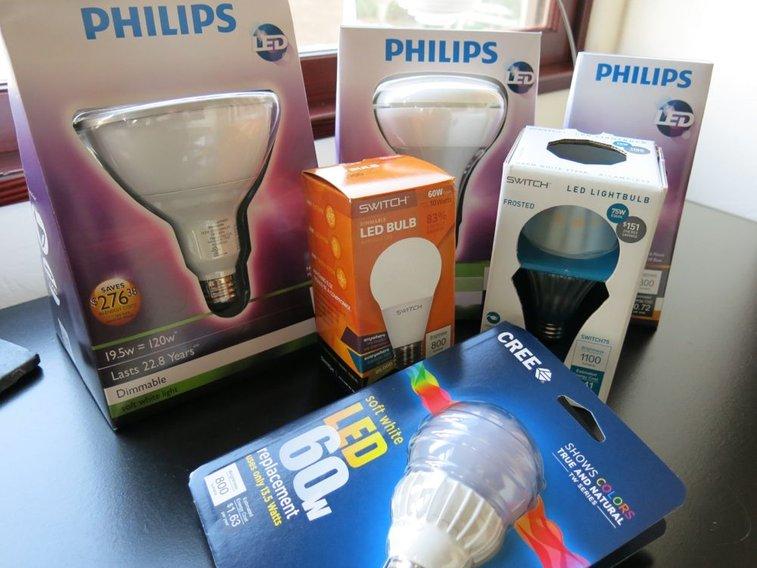 LED Light Bulb Pros and Cons- Review of Philips, Switch and Cree Bulbs