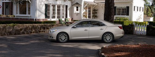 2014 Chevy Malibu Named Top Safety Pick+ by IIHS   Vic Canever Chevy