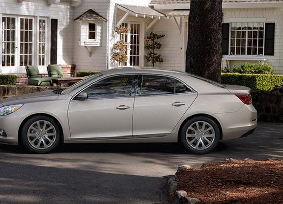 2014 Chevy Malibu Named Top Safety Pick+ by IIHS | Vic Canever Chevy