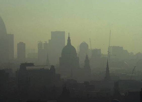 Sahara Dust & Your Asthma - Tips on dealing with the smog