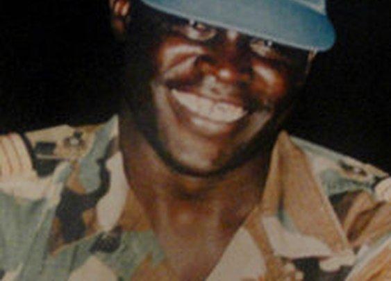 A good man in Rwanda