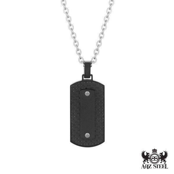 A.R.Z Stainless Steel pendant for men