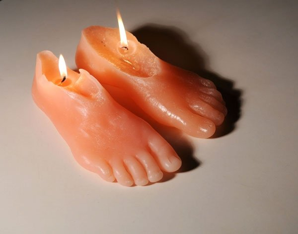 For when you want to infuse your home with the comforting smell of feet.   Pinterest, You Are Drunk