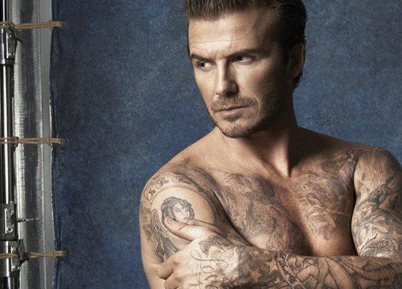 David Beckham Bodywear: SS14 Swimwear | FashionBeans