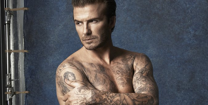 David Beckham Bodywear: SS14 Swimwear   FashionBeans