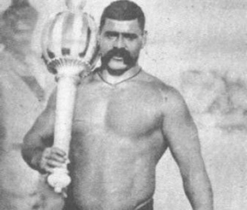 Train Like an Ancient Hindu Warrior: The Steel Mace Workout   The Art of Manliness