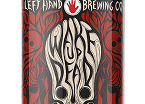 Oak Aged Wake Up Dead Imperial Stout | Left Hand Brewing Co.