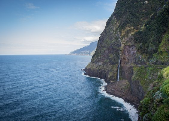 Driving around Madeira - photos of the island