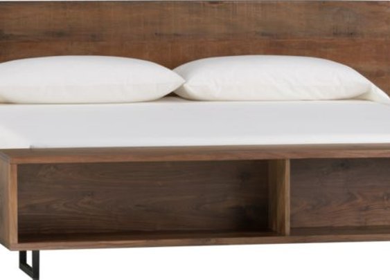 Atwood King Bed in Beds & Headboards | Crate and Barrel