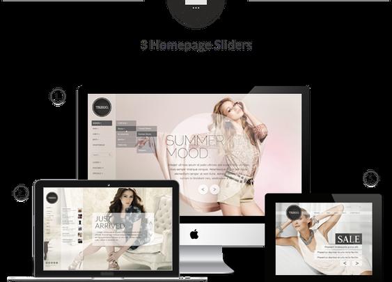 eCommerce - Trego - Premium Responsive Zencart Theme | ThemeForest