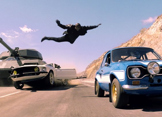 'Fast & Furious' will be a ride at Universal Studios | PopWatch | EW.com
