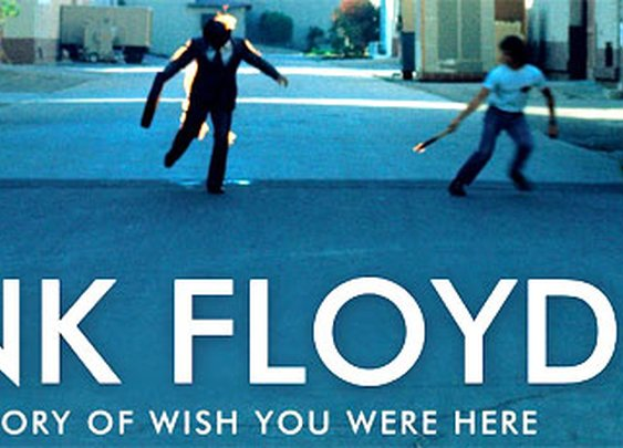 "Lost Recording of Pink Floyd Playing with Jazz Violinist Stéphane Grappelli on ""Wish You Were Here"""