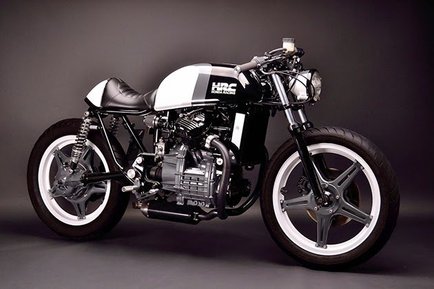 HONDA CX500 MOTORCYCLE BY KUSTOM RESEARCH