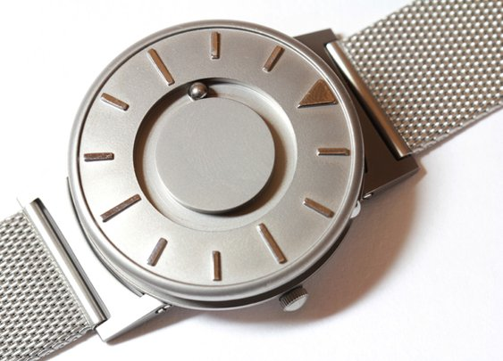 A watch for blind people