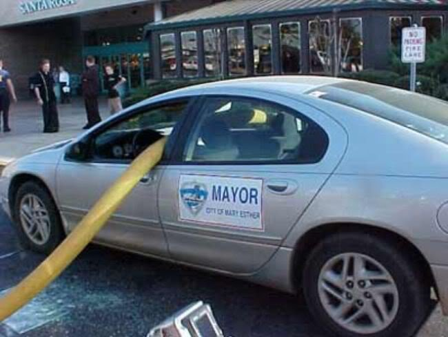 Hosed: Ten Good Reasons Not To Park In Front Of A Fire Hydrant
