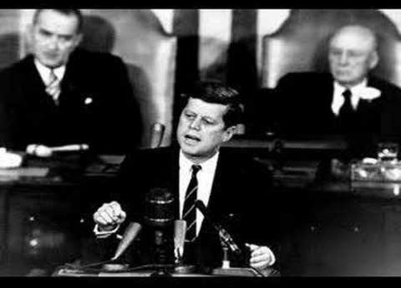 President John F Kennedy Secret Society Speech version 2 - YouTube