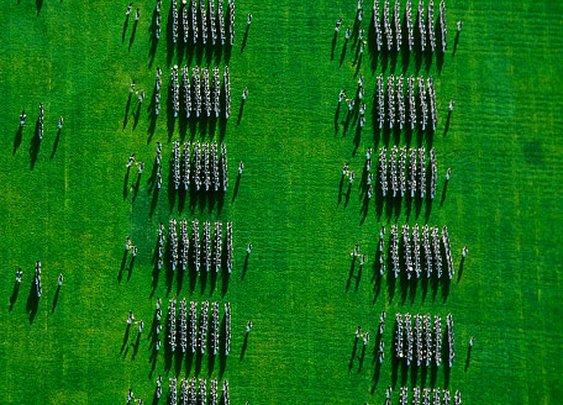 Incredible Aerial Photographs