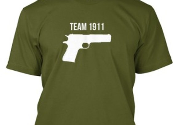 TEAM 1911 - Interesting. Man. Things.