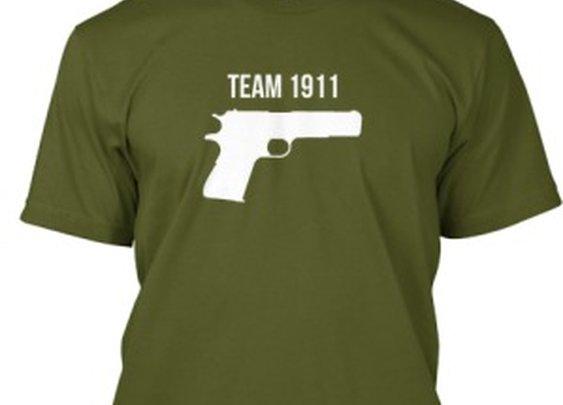 TEAM 1911 - Interesting. Man. Things.