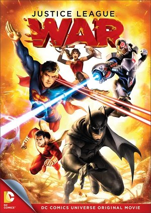 DC Universe Animated Original Movies Reviewed | Natural 20