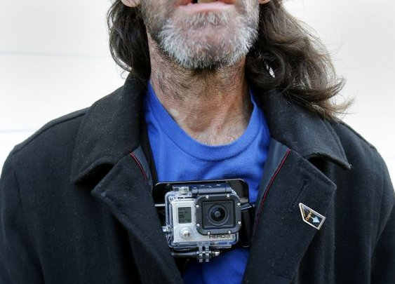 Homeless GoPro - Building Empathy Through Firsthand Perspective