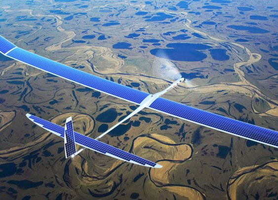 Google buys solar-powered drone maker Titan Aerospace | News | Geek.com